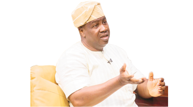 2023 won't just be an election, but an all-out war –Gbadamosi