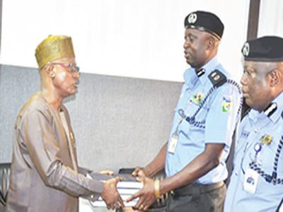 Odumosu: I'll make officers work round clock with me