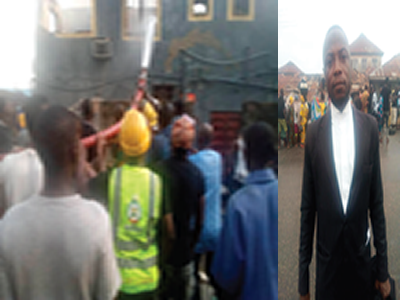 Millions of naira property destroyed in Lagos, Ogun fire outbreaks