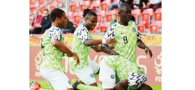 AFCON U-23: Olympics Eagles eye semis ticket