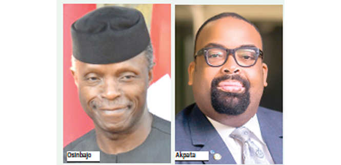Osinbajo, Akpata, World Bank VP, others bag 2019 ESQ's awards