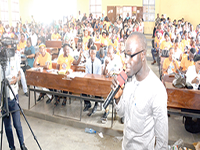 Sanwo-Olu to students: Shun drug abuse, cultism