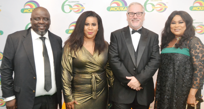 Sola Shobowale, Okey Bakassi, Chi Gul, Yinka Davies light up Mouka's Green Gala Night