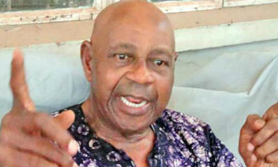 Former Minister of Petroleum, Tam David-West, dies at 83