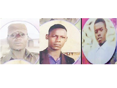 Plateau community buries vigilantes allegedly killed by military, demands justice