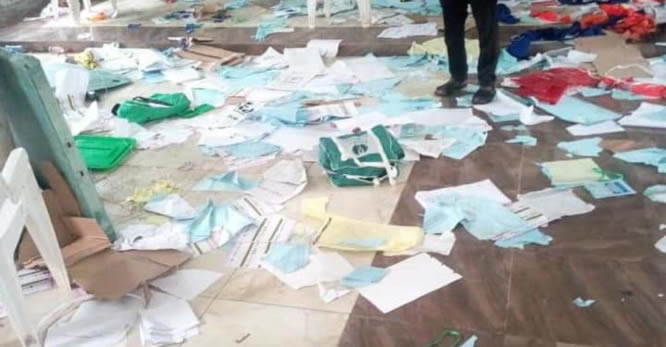 Violence, ballot snatching, killings mar Kogi elections