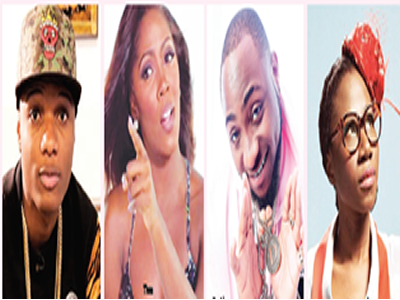FIVE BIGGEST NIGERIAN ARTISTES WITH INTERNATIONAL RECOGNITION IN 2019
