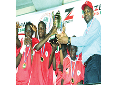 Zenith Bank/Delta Principals' Cup:It's Zappa Mixed, School of Commerce for final