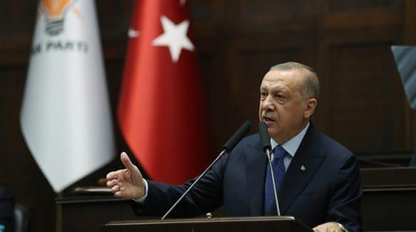 Macron is in a state of 'brain death', Erdogan says