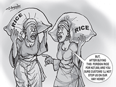 Cost of governance and over-bloated FG's agencies