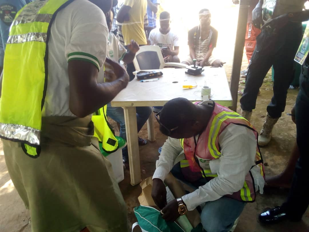 Report: INEC declares 30 staff missing in Kogi