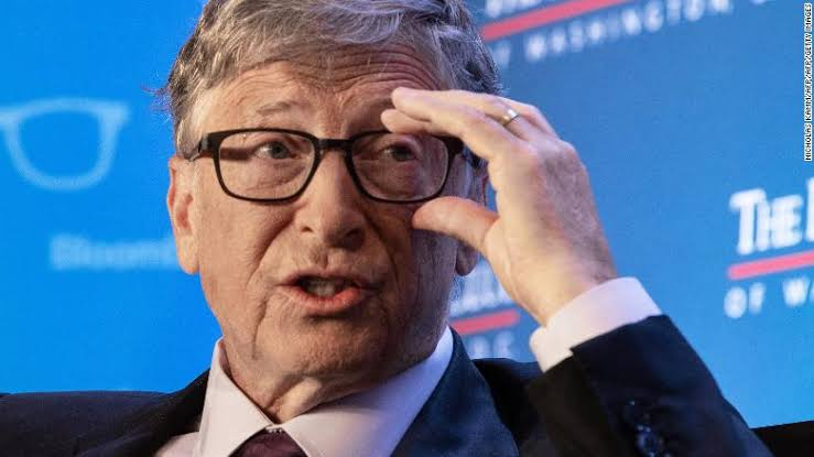 Bill Gates reclaims title as world's richest man