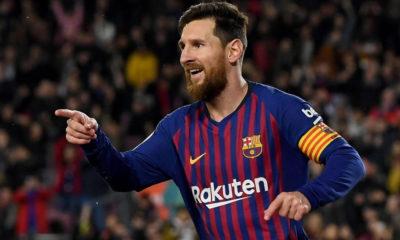 LaLiga: Messi nets hat-trick as Barcelona crush Celta Vigo to stay top