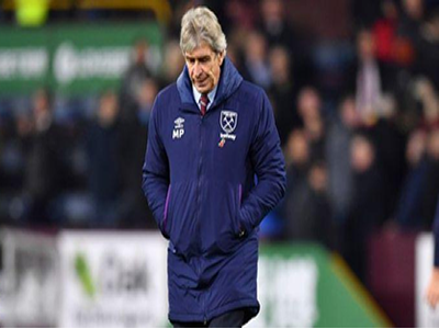 West Ham to give Pellegrini more time despite poor form