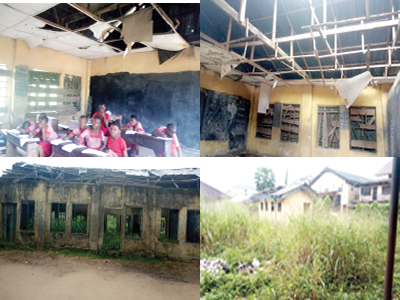 Abia schools: Grooming future leaders in squalor