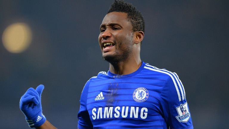 Mikel: Hazard's a lazy player, Lampard hardest working