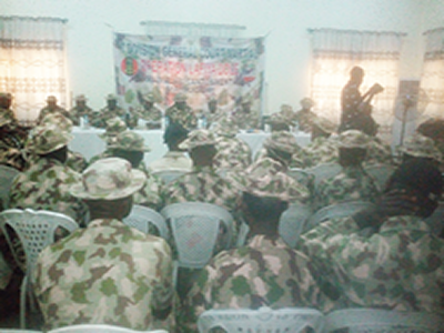 70 soldiers face trial for desertion, cowardice, indiscipline