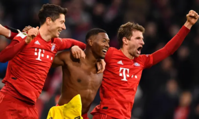 Bayern crush Dortmund thanks to Lewandowski double