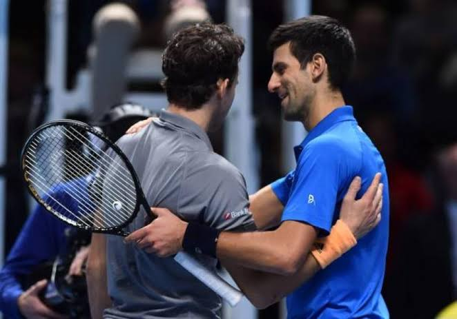 Thiem beats Djokovic as Federer gets ATP Finals campaign on track