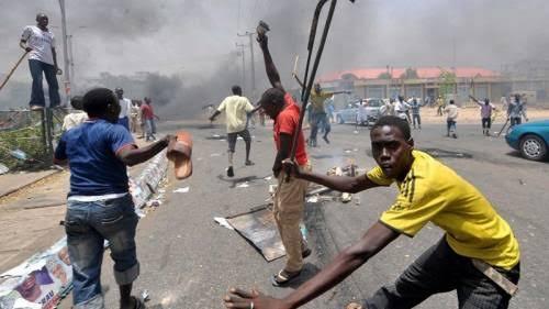 Kogi/Bayelsa decide: Thugs attack journalists at Ayaingba