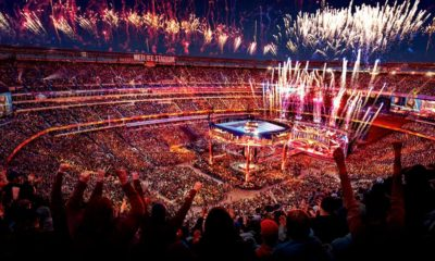 WWE's WrestleMania generates $165m for New York, New Jersey area