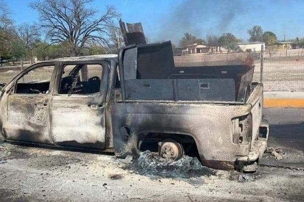 14 killed in bloody Mexican shootout between drug cartel, police