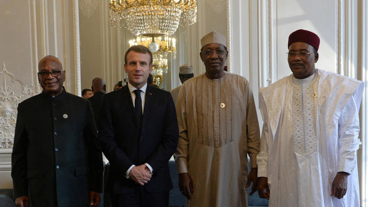 France postpones G5 Sahel meeting after deadly Niger attack