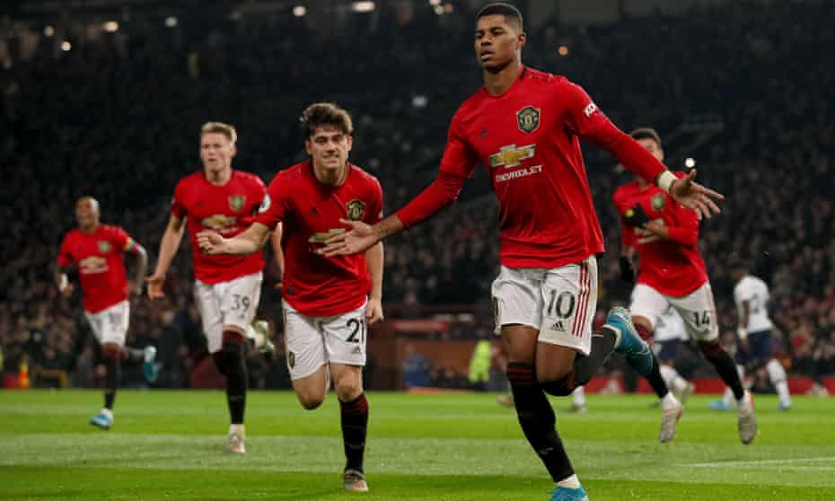 EPL: Rashford ruins Mourinho's Old Trafford return as Wolves, Saints win