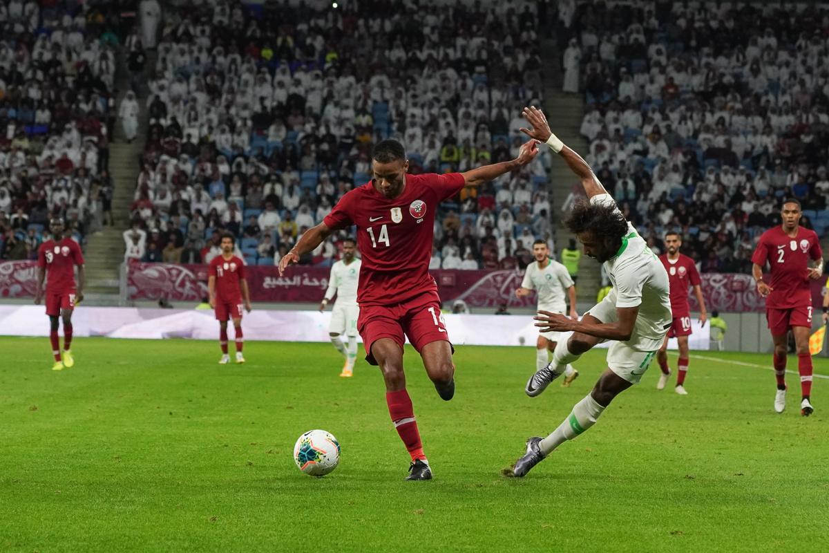 Gulf Cup semis: S'Arabia triumphs over Qatar, Bahrain downs Iraq