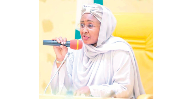 Aisha Buhari: Unusual First Lady and her battles