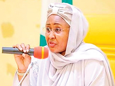 Aisha attacks Buhari's nephew, spokesman