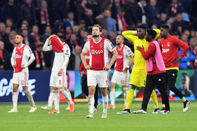 UEFA League: Ajax out, Chelsea, Liverpool progress