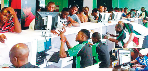 Betting: A new alternative job for youths