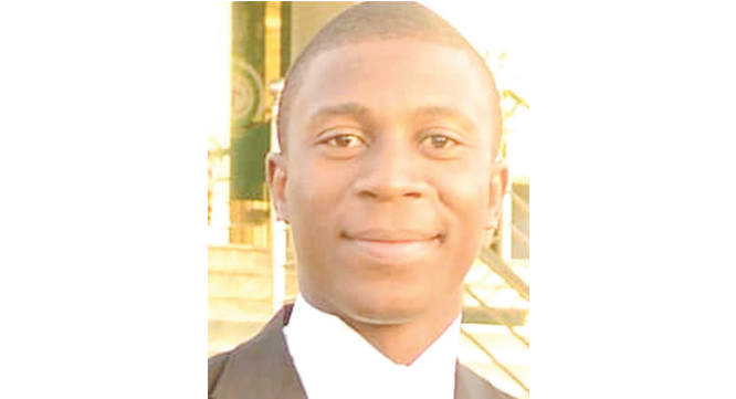 YOUNG LAWYERS' FORUM: 'Pupilage exposed me to rudiments of law practice'