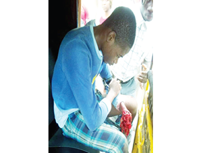 Explosive chops off secondary school student's hand