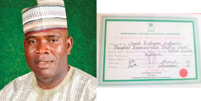 Drama as Kwara Assembly refuses to swear-in lone PDP member
