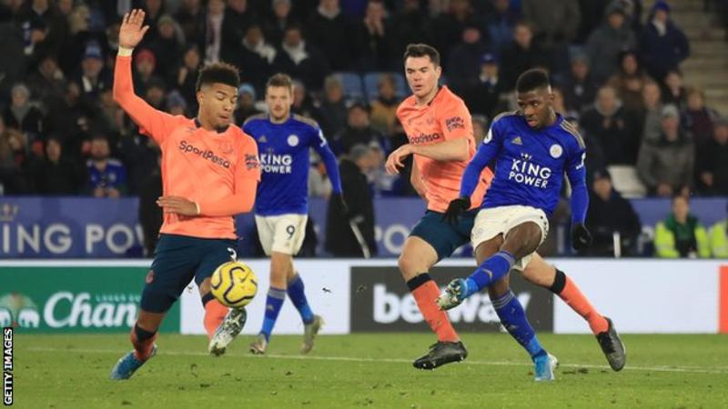 EPL: Iheanacho scores dramatic winner for Foxes
