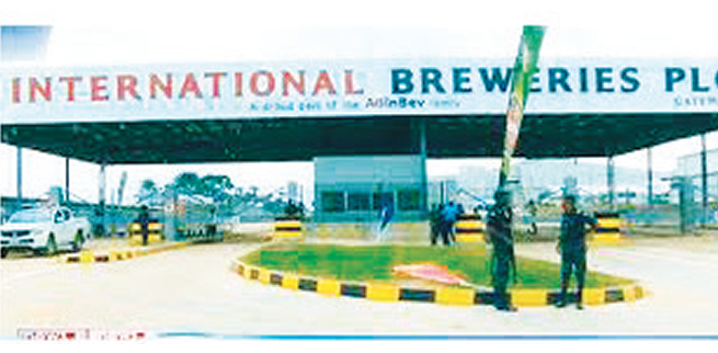 IntBrew sustains loss on competition
