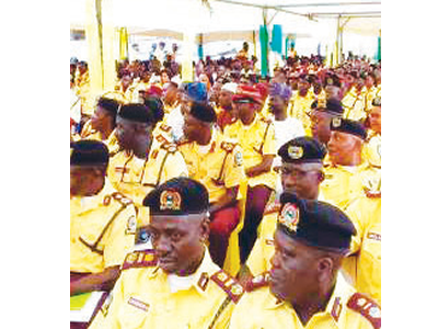 LASTMA arrests 25 motorists for driving against traffic