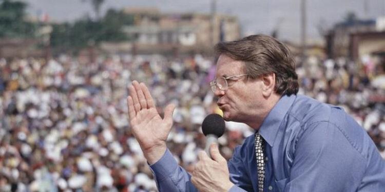 Popular televangelist Reinhard Bonnke is dead
