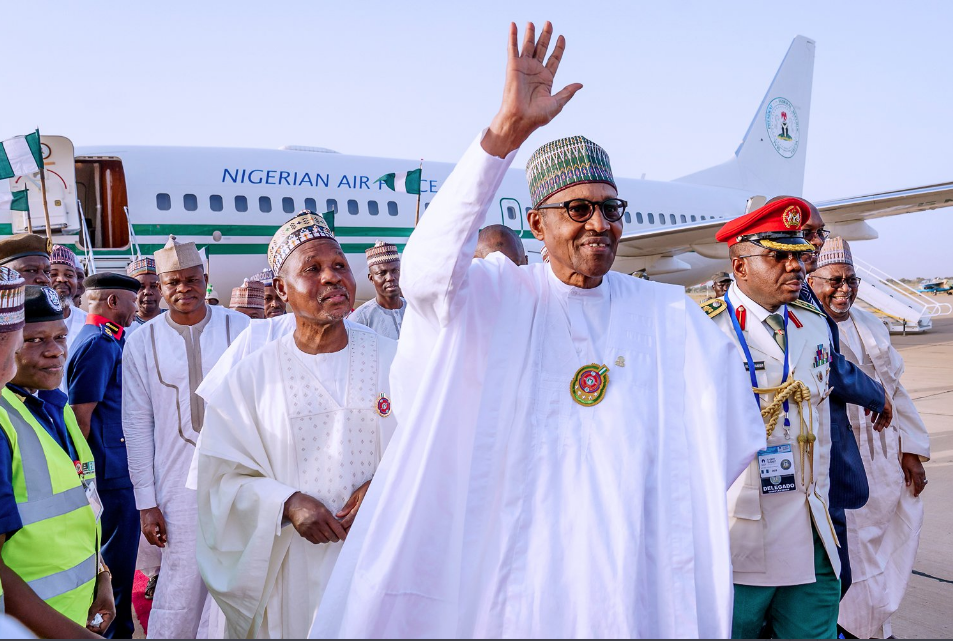 No date yet for reopening of Nigeria's borders, Buhari insists