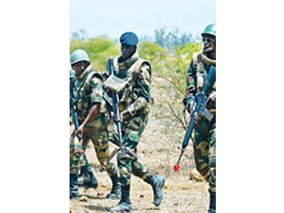 Army repels armed bandits attack in Benue community