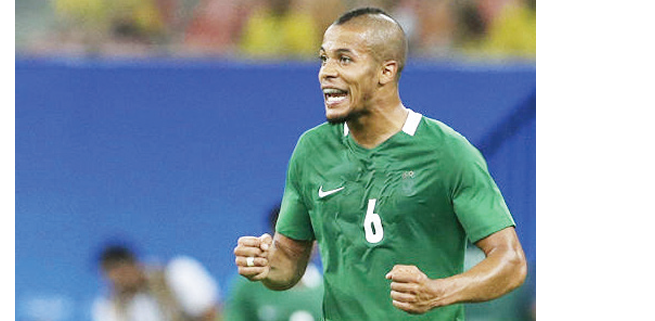Chinese club chases Troost-Ekong