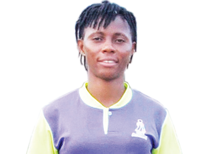 Injury ended my football career – Chinasa Ukandu