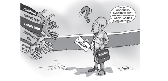 Dwindling fortunes of Nigeria's electoral process