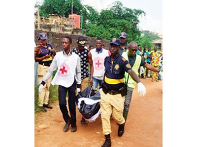 Three killed, pastor hospitalised as explosion rocks Lagos communities