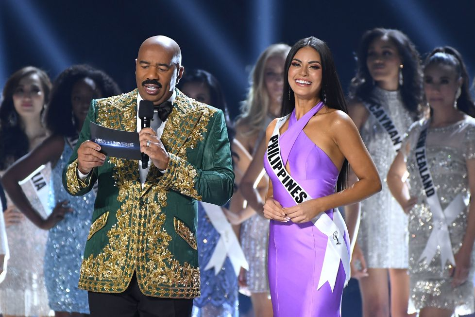 Not again! Steve Harvey accused of naming wrong Miss Universe costume contest winner