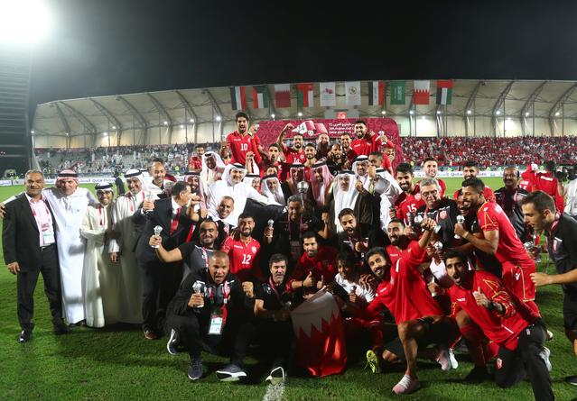 Bahrain stun Saudi Arabia to lift Gulf Cup title