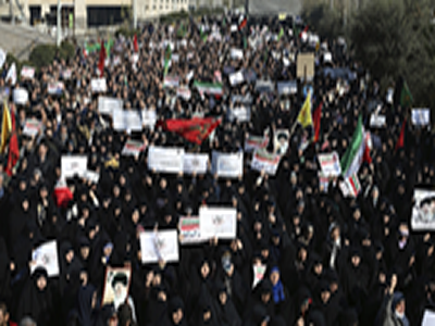 US: Iran may have killed more than 1,000 in recent protests