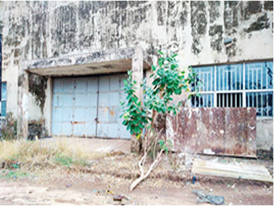 Over N13bn Industrial Development Centres in ruins